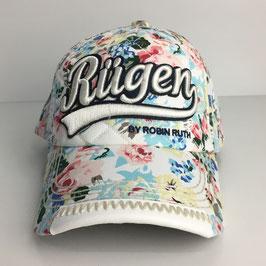"""Basecap Rügen FLOWER """"white"""""""