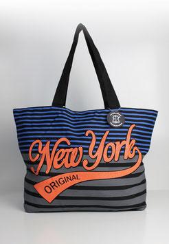 """Große Tasche New York """"shopping bag"""""""