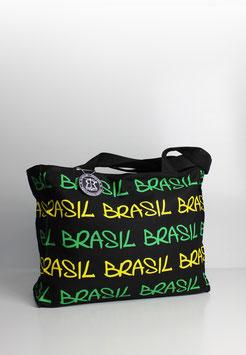 "Große Tasche Brasil ""Regenbogen"""