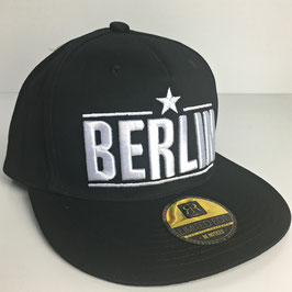 "Basecap Berlin URBAN ""black limited"""