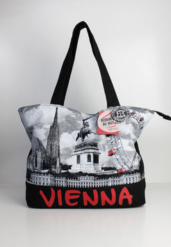 """Große Tasche Vienna """"skyline"""""""