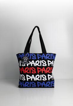 """Kleine Tasche Paris """"Regenbogen"""""""