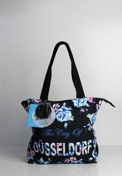 """Kleine Tasche Düsseldorf """"flower"""""""