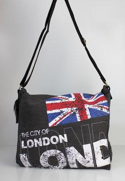 """Große Collegetasche London """"big alex style"""""""