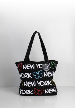 """Kleine Tasche New York """"Schmetterling"""""""