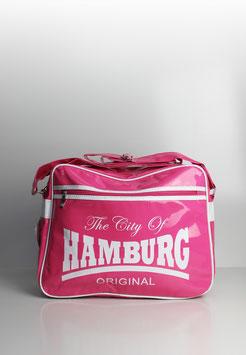 """Umhängetasche Hamburg """"colour punk pink"""""""