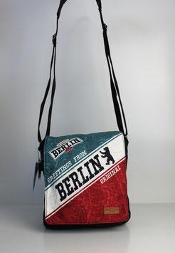 """Kleine Collegetasche Berlin """"alex style"""""""