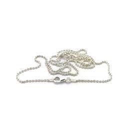 Kugelkette, 925er Silber