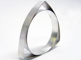 Silberarmreif, 3 Eck Form