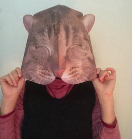 マイドーム「眠り猫」