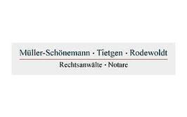 Müller-Schönemann, Tietgen, Rodewoldt