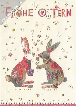 Frohe Ostern Hasen