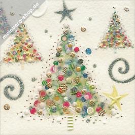Weihnachtsbäume Minikarte
