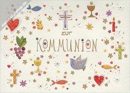Kommunion Symbole