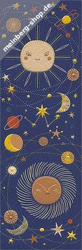 Weltraum Lesezeichen