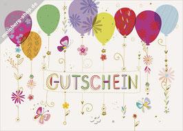 Gutschein Luftballons