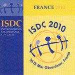 ISDC 2010 - Gerardmer (Doppel-CD)