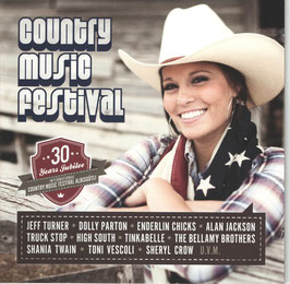 Doppel-CD Country Music Festival, 30 Years Jubilee