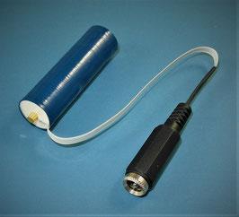 AA Mignon Batterie - Netzteil Adapter