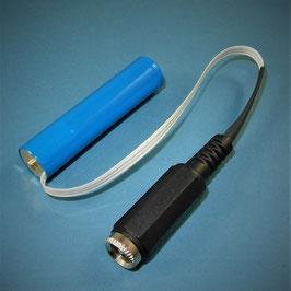 AAA Micron Batterie - Netzteil Adapter