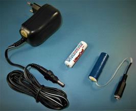 AA Mignon Batterie - Netzteil Adapter - Komplett Set 3V