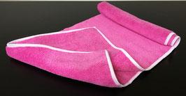 K&M Produkte Microfaser-Reinigungstuch Profi Pink