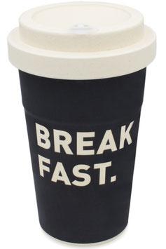 "heyholi® Woodcup ""Breakfast"" Bambusbecher"