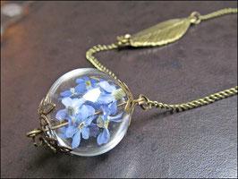 Vergissmeinnicht - Zauberhafte Halskette