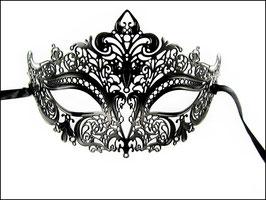 Venezianische Maske Edle Dame