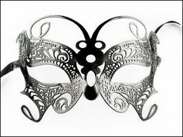 Venezianische Maske Butterfly