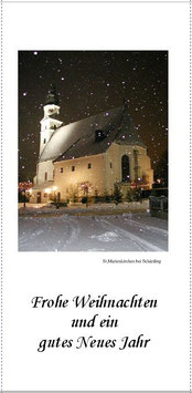 Pfarrkirche St. Marienkirchen