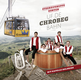 "CD ""Uf de Chrobegbahn"""