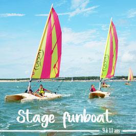 Stage Funboat (du 19 au 23 juillet)