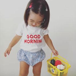 GOOD MORNING Tee Kid's