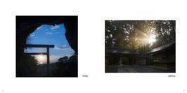 写真集 神々の景 -神社編- 38頁 215×215×11mm