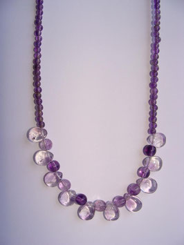 Splendid Nature Amethyst Kette