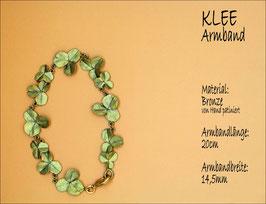 *Kleeblatt-Armband