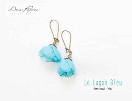 Le Lagon Bleu - Ohrschmuck Frida