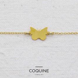 -Schmetterling II - Armband
