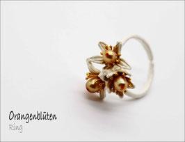 *Orangenblüten-Ring