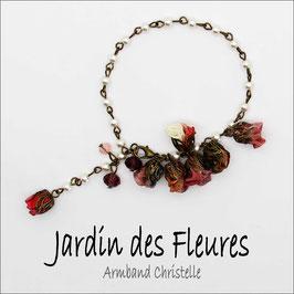 :Jardin des Fleures -  Armband Christelle