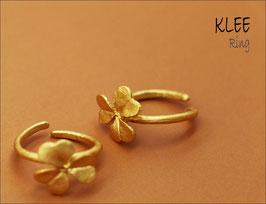 *Kleeblatt-Ring