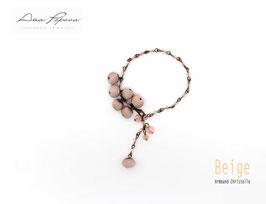 Beige - Armband Christelle
