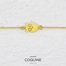 -Eulen - Armband