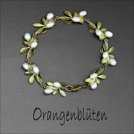 *Orangenblüten-Armband