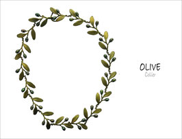 *Oliven-Collier
