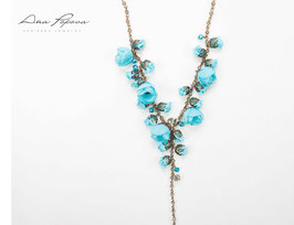 :Le Lagon Bleu - Collier Claudia