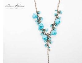 :Le Lagon Bleu - Collier Claudia