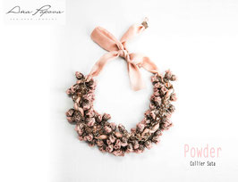 Powder - Collier Sata