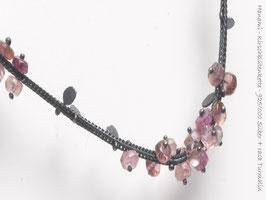 Hanami rosa Kirschblütenkette